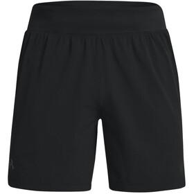 Under Armour Speedpocket 7'' Shorts Men, zwart